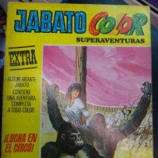 Tebeos: JABATO COLOR EXTRA , NUMERO 30 , SEGUNDA EPOCA , BRUGUERA , ORIGINAL. Lote 44451051