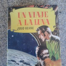 BDs: UN VIAJE A LA LUNA -- JULIO VERNE -- COLECCION HISTORIAS - Nº 17 -- BRUGUERA - 2ª EDICION 1958 --. Lote 44528295