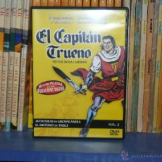 Tebeos: TEBEOS-COMICS GOYO - CAPITAN TRUENO - DIGITAL VIDEO COMIC - VOLUMEN 2 - EL MEJOR AMBROS *AA99. Lote 44621601