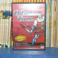 Tebeos: TEBEOS-COMICS GOYO - CAPITAN TRUENO - DIGITAL VIDEO COMIC - VOLUMEN 1 - EL MEJOR AMBROS *AA99. Lote 44621630