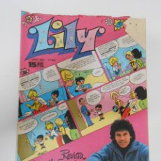 Tebeos: LILY AÑO XIV Nº 810 1977 REVISTA JUVENIL FEMENINA. TDKC6. Lote 44638398