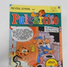 Tebeos: PULGARCITO REVISTA JUVENIL Nº 7. TDKC7. Lote 44638962