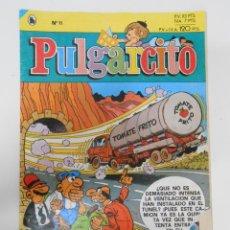 Tebeos: PULGARCITO REVISTA JUVENIL Nº 11. TDKC7. Lote 44638970
