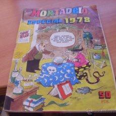Tebeos: MORTADELO ESPECIAL 1978 Nº 29 (CLA6). Lote 44658237