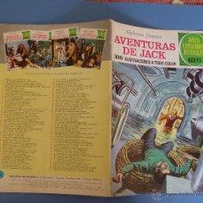 Tebeos: AVENTURAS DE JACK. ALPHONSE DAUDET (Nº 89, 1973) JOYAS LITERARIAS ¡EDICIÓN ORIGINAL!. Lote 44687110