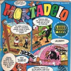 Tebeos: MORTADELO - AÑO VII - Nº 299 - EDITORIAL BRUGUERA - AÑO 1976.. Lote 44801038