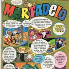 Tebeos: MORTADELO - AÑO VII - Nº 290 - EDITORIAL BRUGUERA - AÑO 1976.. Lote 44801236