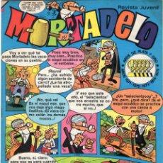 Tebeos: MORTADELO - AÑO VII - Nº 289 - EDITORIAL BRUGUERA - AÑO 1976.. Lote 44801279