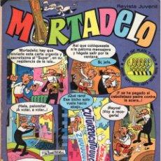 Tebeos: MORTADELO - AÑO VII - Nº 283 - EDITORIAL BRUGUERA - AÑO 1976.. Lote 44801501