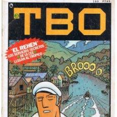 Tebeos: TBO . Nº 3. SEMANARIO DE DIVERSION Y REFLEXIÓN. BRUGUERA 1986. Lote 44829847