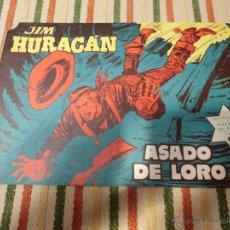 Tebeos: JIM HURACAN Nº 42 EDICIONES TORAY. Lote 44842435