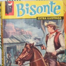 Tebeos: GUERRA DE EXTERMINIO, POR JOHN LACK - BISONTE - Nº 434 - ARGENTINA - 1964. Lote 44848366