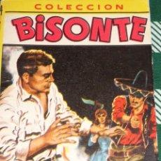 Tebeos: LA TRAMPA DEL COLT, POR RUDY LIMBALE - Nº 314 - BISONTE - ARGENTINA - 1961. Lote 44848825