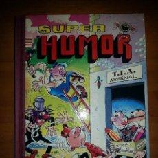 Tebeos: SUPER HUMOR MORTADELO Y FILEMON, ZIPI Y ZAPE, ANACLETO , SACARINO VOLUMEN XXIII AÑO 1980 2ª EDICION. Lote 44853685