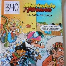 Tebeos: COMICS MORTADELO Y FILIMON. Lote 44893941