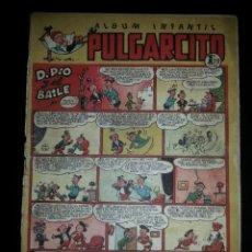 Tebeos: PULGARCITO : ALBUM INFANTIL Nº 157 AÑO 1950 EDITORIAL BRUGUERA. Lote 44908914