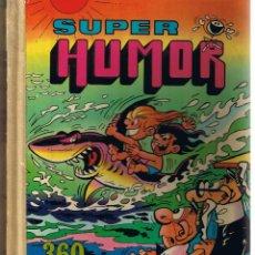 Tebeos: SUPER HUMOR. VOLUMEN XIII. (13). 1ª EDICIÓN. BRUGUERA 1978. Lote 45018836