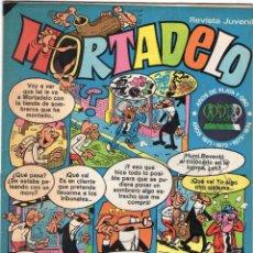 Tebeos: MORTADELO - AÑO VII - Nº 279 - EDITORIAL BRUGUERA - AÑO 1976.. Lote 45037034