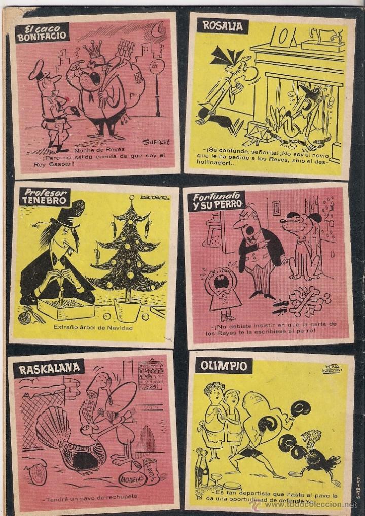 Tebeos: Tio Vivo. Almanaque de 1958 - Foto 2 - 45047184