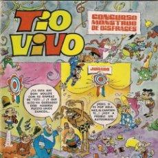 Tebeos: TIO VIVO. EXTRA DE CARNAVAL 1972. Lote 45047299