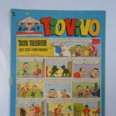 Tebeos: TIO VIVO Nº 294 AÑO IX. 1966. BRUGUERA. TDKC2. Lote 45057164