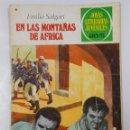 Tebeos: JOYAS LITERARIAS JUVENILES Nº 181. EN LAS MONTAÑAS DE AFRICA. TDKC2. Lote 45145710