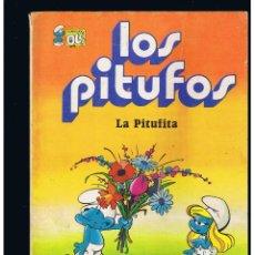 Tebeos: OLÉ. LOS PITUFOS Nº 4. 3ª EDICIÓN BRUGUERA 1982. Lote 45156874