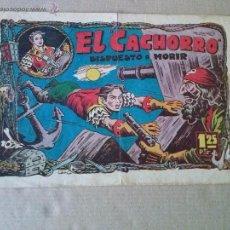 Tebeos: EL CACHORRO Nº 59- BRUGUERA. Lote 45157031