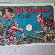 Tebeos: EL CACHORRO Nº 99- BRUGUERA. Lote 45157056