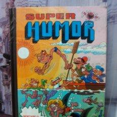 Tebeos: SUPER HUMOR VOLUMEN I - OCTUBRE 1984 - TAPA DURA. Lote 45178003