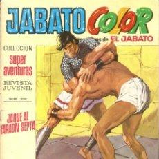 Tebeos: EL JABATO Nº 26 PRIMERA EPOCA. Lote 45207400