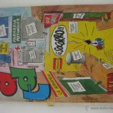 Tebeos: DDT VERANO 1977 . VER FOTOS. Lote 45233573