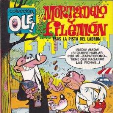 Tebeos: COMIC COLECCION OLE MORTADELO Y FILEMON Nº 71 2ª EDICION. Lote 45235460