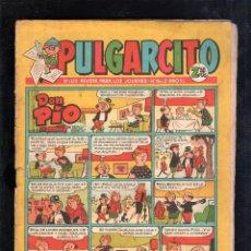 Tebeos: TEBEO PULGARCITO,BRUGUERA,NÚMERO 1510,REGULAR ESTADO,CAPITÁN TRUENO,1958,. Lote 45239675