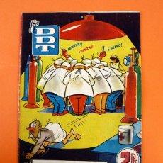 Livros de Banda Desenhada: EL DDT - Nº 198 - EDITORIAL BRUGUERA 1955 - REVISTA SEMANAL HUMORISTICA - . Lote 45242624