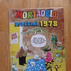 Tebeos: MORTADELO ESPECIAL 1978, 50 PTAS. Lote 45276671