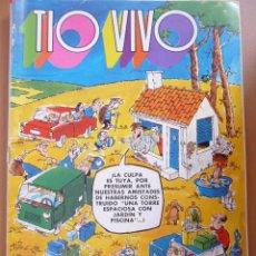 Tebeos: TIO VIVO. EXTRA DE VERANO 1977. BRUGUERA. Lote 45327842