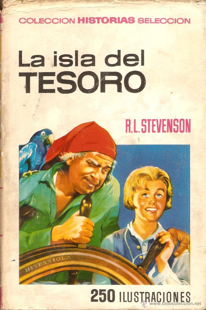 LA ISLA DEL TESORO - R.L.STEVENSON - Nº 1 - COLECCION HISTORIAS SELECCION - 1ª ED. 1967 (Tebeos y Comics - Bruguera - Historias Selección)