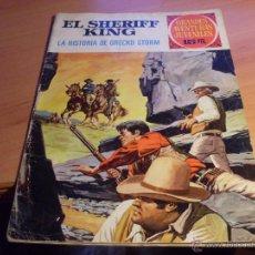 Tebeos: SHERIFF KING Nº 20 GRANDES AVENTURAS JUVENILES. 1972 (ED. BRUGUERA) (CL10). Lote 45412096