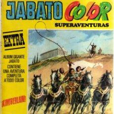 Tebeos: JABATO COLOR (SUPERAVENTURAS, NÚMERO 4,, TERCERA ÉPOCA, BRUGUERA) - CJ145. Lote 45426617