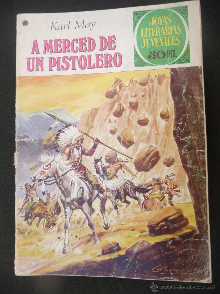 JOYAS LITERARIAS JUVENILES. Nº 180. 1ª EDICIÓN. BRUGUERA (Tebeos y Comics - Bruguera - Joyas Literarias)