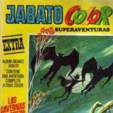 Tebeos: JABATO COLOR (SUPERAVENTURAS, NÚMERO 21, SEGUNDA ÉPOCA, BRUGUERA) - CJ145. Lote 45468583