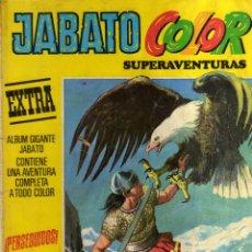 Tebeos: JABATO COLOR (SUPERAVENTURAS, NÚMERO 3, TERCERA ÉPOCA, BRUGUERA) - CJ145. Lote 45468832