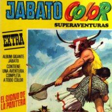 Tebeos: JABATO COLOR (SUPERAVENTURAS, NÚMERO 8, TERCERA ÉPOCA, BRUGUERA) - CJ145. Lote 45470726