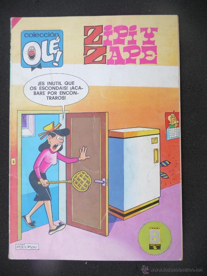 ZIPI Y ZAPE. Nº 180-Z.73. EDICIONES B (Tebeos y Comics - Bruguera - Ole)