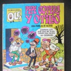 Tebeos: PEPE GOTERA Y OTILIO. Nº 82 ( EN LOMO). 2ª EDICIÓN. BRUGUERA. Lote 45474965