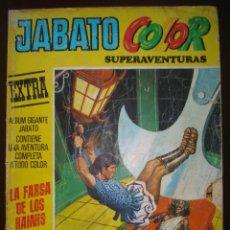 Tebeos: JABATO COLOR EXTRA Nº-11 TERCERA ÉPOCA. Lote 45508932