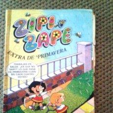 Tebeos: ZIPI Y ZAPE EXTRA DE PRIMAVERA 1981. EDITORIAL BRUGUERA. Lote 45510905