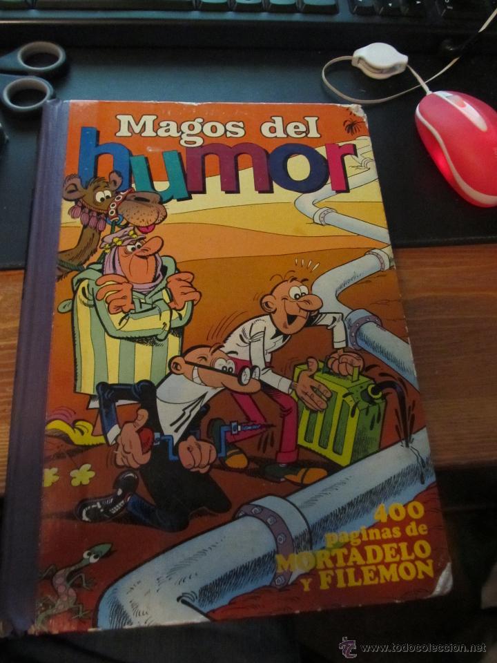 MAGOS DEL HUMOR 1ª EDICION VOLUMEN XX (Tebeos y Comics - Bruguera - Otros)