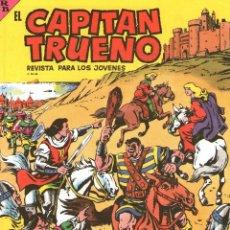 Tebeos: EL CAPITÁN TRUENO - EXTRA DE VACACIONES 1965 - FACSÍMIL AÑOS '90. Lote 45562123
